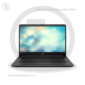 PORTATIL HP 14-CF3034LA CORE I3 1005 G1