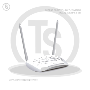ACCESS POINT TP-LINK TL-WA901ND INAL N 450MBPS 5 DBI (1)
