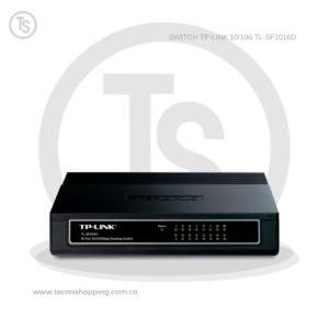 SWITCH TP-LINK 10_100 TL-SF1016D