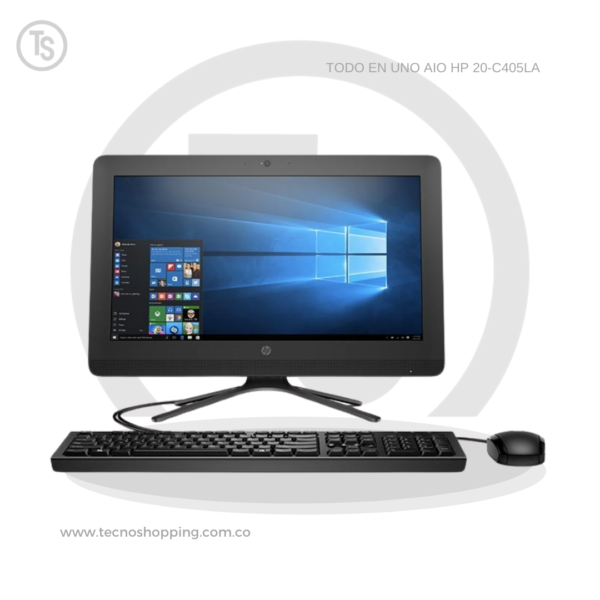 EQUIPO ALL IN ONE HP 20-C405LA